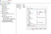 استفاده از localhost به جای نام کامپیوتر (ماشین) برای نام سرور اس کیو ال سرور