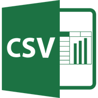 نمایش فایل های CSV در Excel